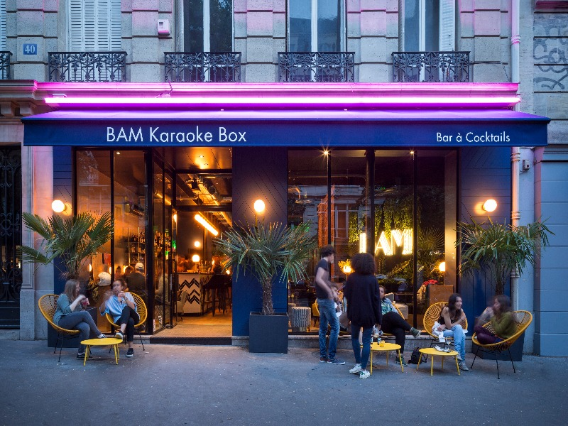 karaoke box paris