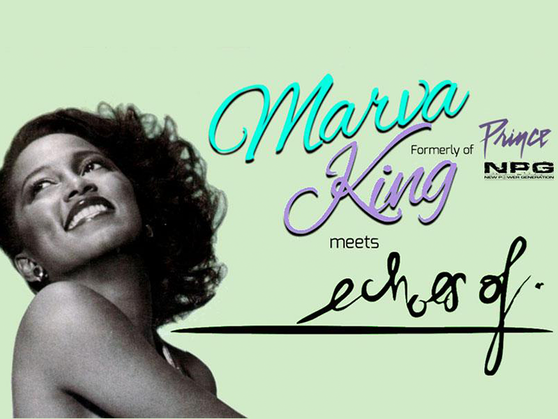 Marva King Meets Echoes Of